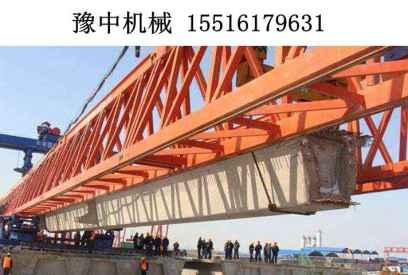 云南曲靖架桥机厂家 新生代穿隧道运架一体机
