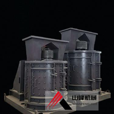 供应及时800型砂石煤炭复合式破碎机 移动建筑垃圾破碎机