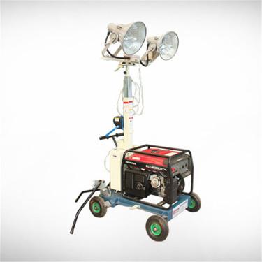 供应思拓瑞克SMLV移动照明车 手推式应急户外照明车 5升降照明车