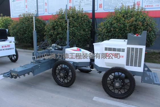 奥力德激光整平机 混凝土找平机器设备 混凝土摊铺机厂家