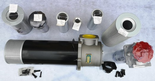 扒渣机磁性回油过滤器