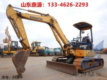山东供应出售二手小松PC40MR-2挖掘机