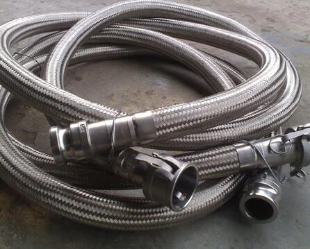 供兰州不锈钢钢丝管和甘肃金属软管哪家好