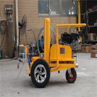 供应宇曼YMHX-600划线车画各种路面的机器