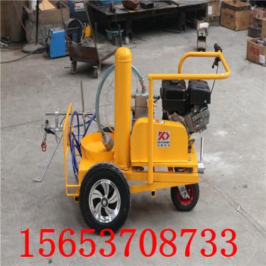 供应宇曼YMHX-600划线车 地下车库手推式划线机