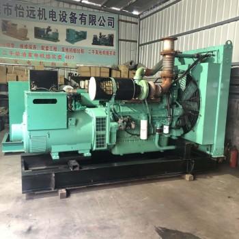 出售450KW二手康明斯发电机组QSX15-G8二手柴油发电机(组)
