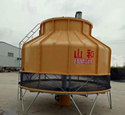 供新疆博乐冷却塔和库尔勒逆流式冷却塔报价
