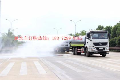 供应东风5方喷洒车厂家销售
