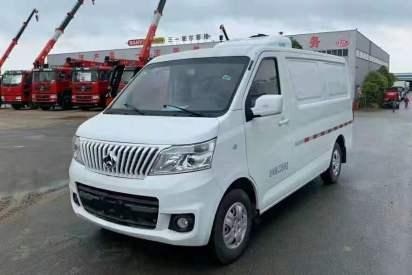 供应东风运输车冷藏车面包冷藏车厂家直销可分期