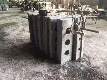 上海铸韵供应移动破碎站易损件锤头耐磨合金锤头