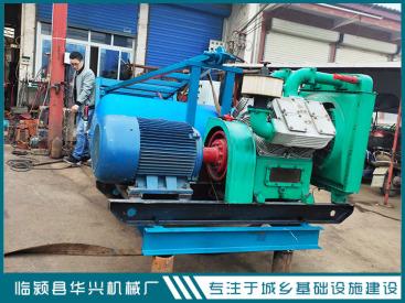 供应华兴cc打桩机   6.0型空压洗井机  空压洗井机设备  河南洗井机厂家