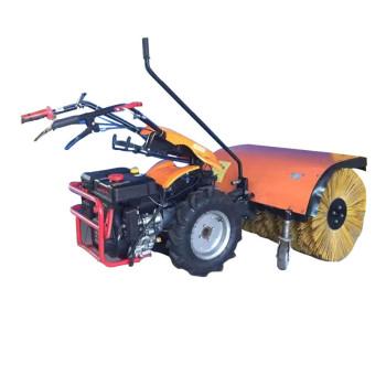 供应仁益多功能扫雪机除雪机全齿轮扫雪车抛雪机