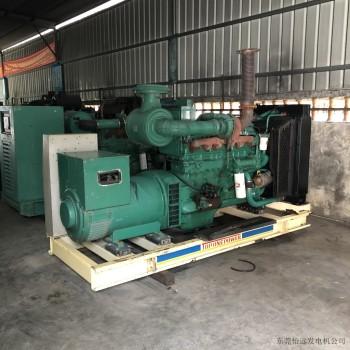 出售280KW二手康明斯NTA855-G2A发电机(组)