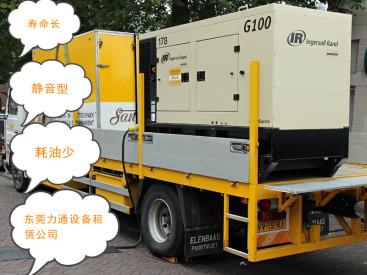 石龙镇应急发电机
