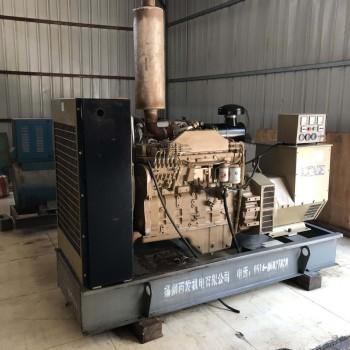 出售150KW二手发电机组康明斯6CTA8.3-G2柴油发电机(组)