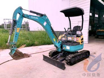 上海市二手小挖机  出售久保田17型号挖掘机 可出租