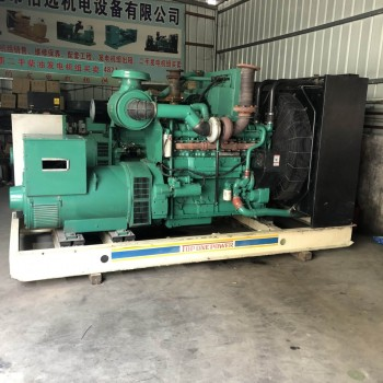 出售450KW二手康明斯发电机KTAA19-G5柴油发电机(组)