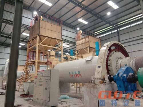 供应国特GMF磨矿机械   石英粉/长石粉生产线