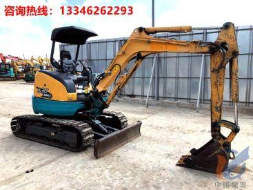 北京出售转让二手2730小时2011年久保田U-30-5挖掘机