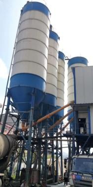 供应60吨~200吨水泥罐不限稳定土拌和设备水泥仓