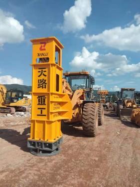 供应天路重工TRA系列高速液压夯实机 路面工程优选