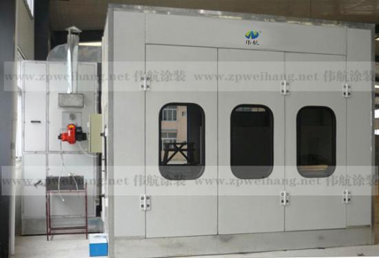 供应伟航WH-001机械烤漆房节能降耗厂家直销