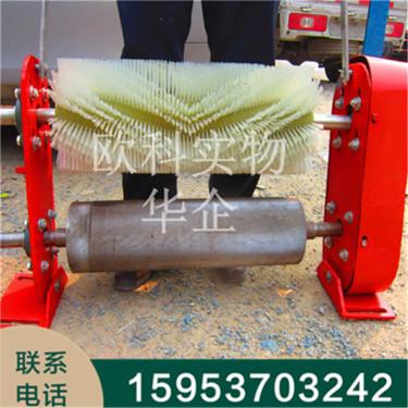 供应欧科滚筒清扫器设备配件厂选矿机械聚氨酯清扫器  滚筒清扫器设备型号