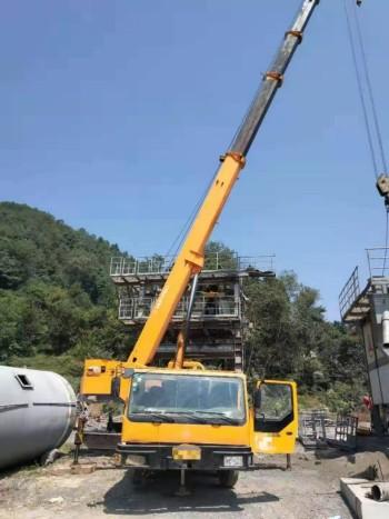 出售二手长江36吨汽车吊