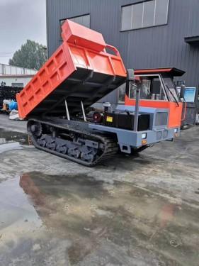 供应徐工4105发动机搅拌运输车 修便民公路拉混凝土履带车