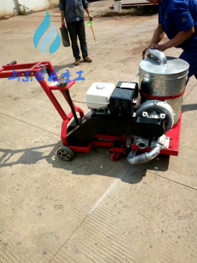 供应华威重工HW-K180B无尘开槽机 环保专用吸尘开槽机