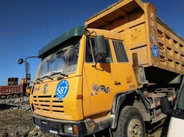 供应16年陕汽奥龙前二后八矿用自卸车