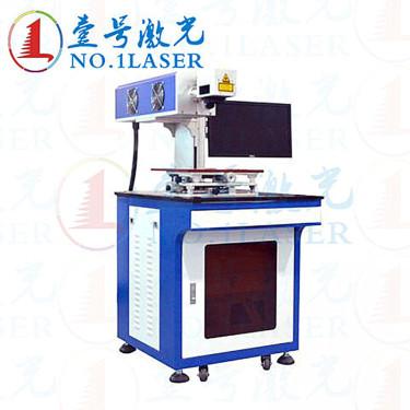 非金属CO2激光打标机镭雕机亚克力木头皮革塑胶产品镭射 免费培训