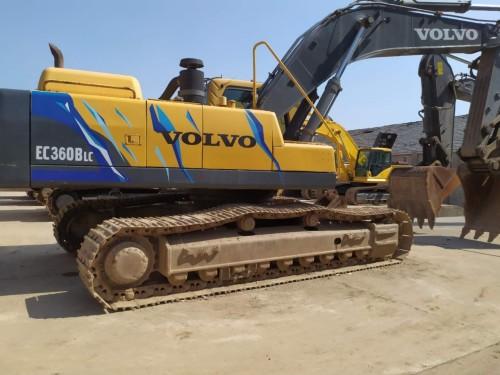 太原挖掘机市场出售二手沃尔沃EC360、EC460、沃尔沃290挖掘机,免费包运,车况不错