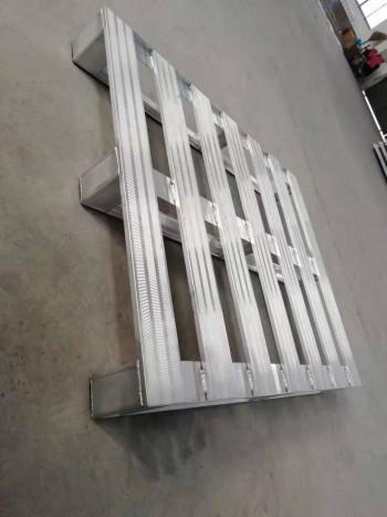 供应龙工叉力3.5吨叉装车铝合金托盘装卸平台