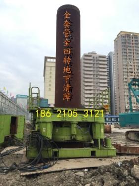 出租小松叉车装卸铺路钢板路基箱路基板租赁拔桩专业水泥桩拔除清理地下桩