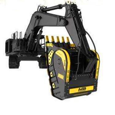 原装进口 质量有保证 挖掘机破碎斗质量 挖掘机破碎铲斗 更多工程属具尽在山东金耀