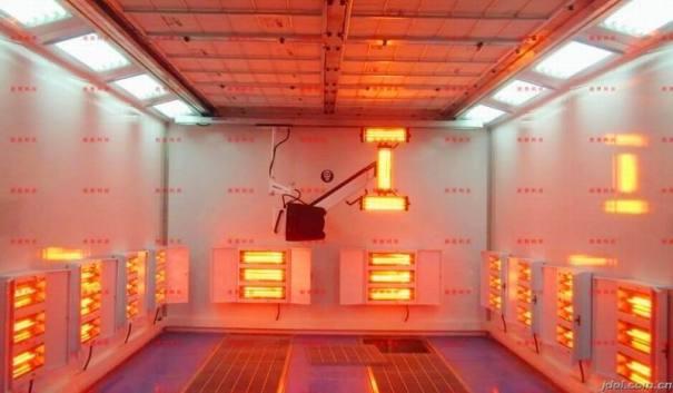 山东伟航汽车烤漆房环保设备高温烤漆房废气处理专业厂家制造工匠品质