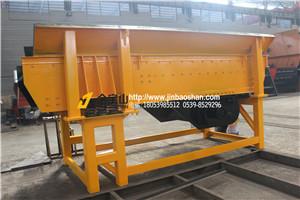 供应金宝山ZSW380-96重型直线振动给料机-破碎机械-砂石生产线供料设备