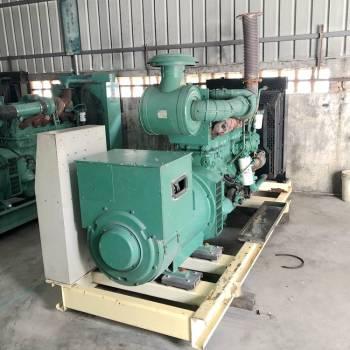 出售二手康明斯NTA-G-280kw二手柴油发电机(组)