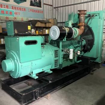 供应康明斯QSX15-G8发电机(组) 进口450kw二手发电机组