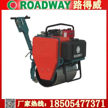小型柴油压路机供应路得威RWYL11C压路机手扶单钢轮压路机