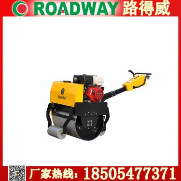 电启动手扶压路机供应路得威RWYL24压路机小型压路机厂家直销