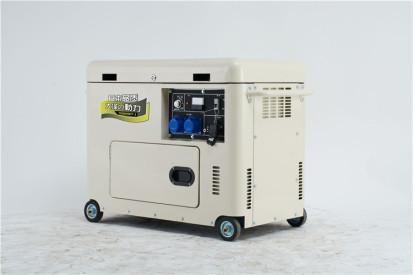 办公室备用8千瓦柴油发电机尺寸