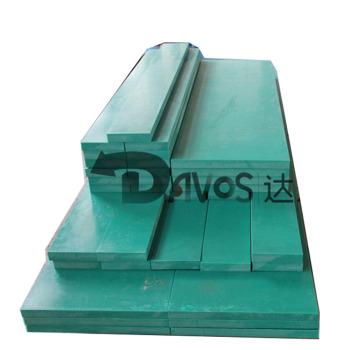 软地基加固塑料枕木垫块 抗压枕木不断裂生产厂家