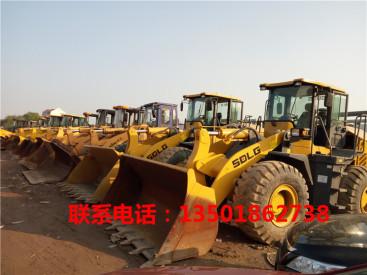 出售二手临工5吨装载机,个人转让二手临工50装载机