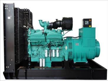 出售二手康明斯NTA855发电机(组)300千瓦/250千瓦