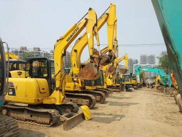 出售二手小松60小型挖掘机