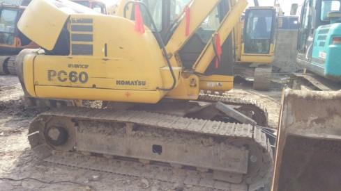 二手小松60-7挖掘机出售
