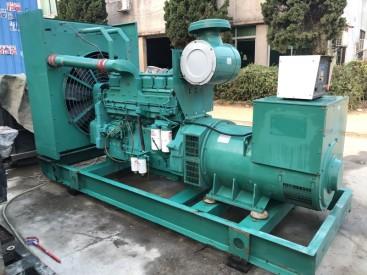出售500千瓦二手重庆康明斯KTAA19-G7发电机(组)