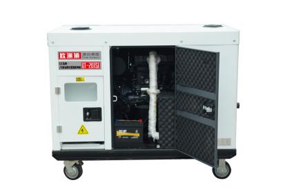 供应20千瓦全自动柴油发电机组厂家